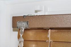 Качественные алюминиевые горизонтальные жалюзи для многоквартирных домов КПД в наличии!